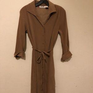 Dresses & Skirts - Women's Suede Dress